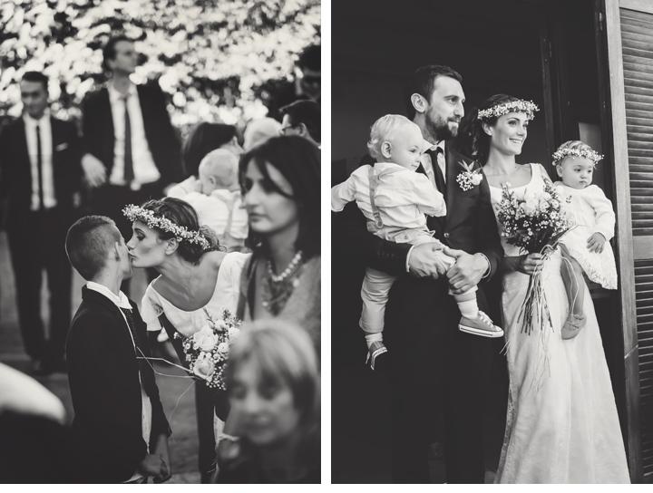 église photographe mariage ajaccio champêtre