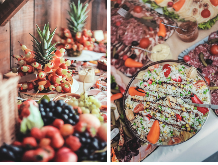 buffet photographe mariage ajaccio champêtre