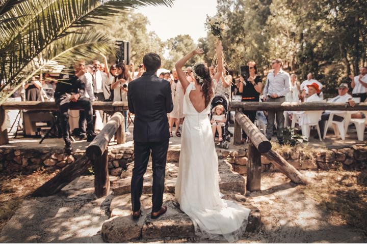 photographe mariage ajaccio champêtre