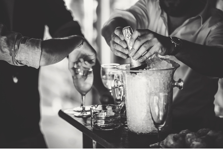 bar champagne photographe mariage ajaccio