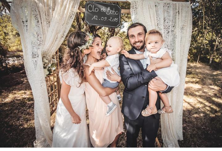 photocall mariage ajaccio